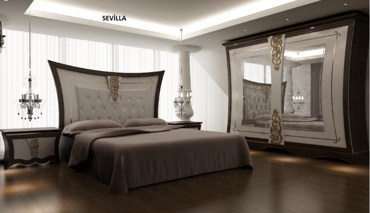 : اثاث غرف النوم التركية : غرف